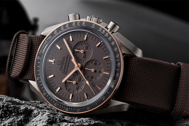 OMEGA Watches Speedmaster - Moonwatch Anniversary Limited