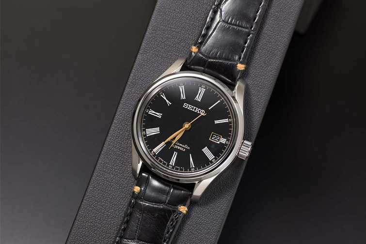 "SEIKO AUTOMATIC PRESAGE SARX029 ""Urushi"" Made in Japan"