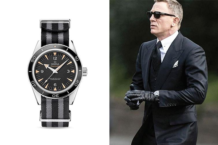 เทคนิคและวิธีการดูนาฬิกา Omega รุ่น 007 เจมส์บอน ของแท้