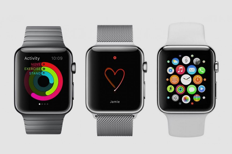 Apple Watch Watch is more than watching the time.